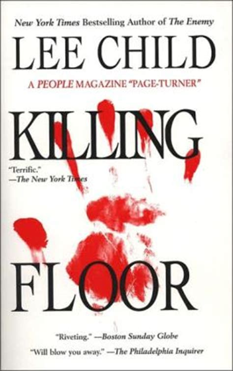 reacher killing floor killing floor reacher series 1 by child