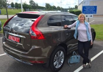 volvo purchase included  trip  sweden