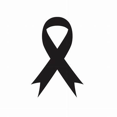 Ribbon Cancer Awareness Stencil Clipart Tattoos Tattoo