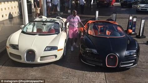 Floyd Mayweather Adds To Car Collection As Retired