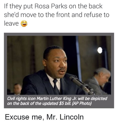 Rosa Parks Meme - 86 funny martin and martin luther king jr memes of 2016 on sizzle
