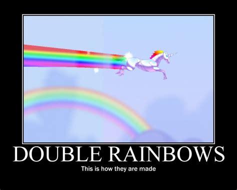 Unicorn Rainbow Meme - rainbowtastic random high fives