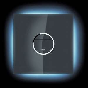 Plaque De Commande Wc Suspendu : plaque de commande wc ondus digitecture light grohe ~ Dailycaller-alerts.com Idées de Décoration