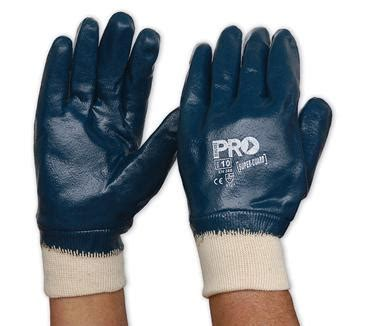 superlite blue fully dipped glove  personal