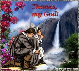 Thanksgiving Thank God Message