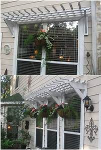 12, Beautiful, Ways, To, Decorate, The, Outside, Of, Your, Windows