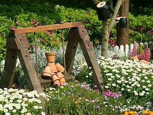 Objet Bambou Faire Soi Meme : d co de jardin pour embellir votre ext rieur ~ Melissatoandfro.com Idées de Décoration