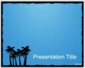 border light powerpoint template    cute powerpoint