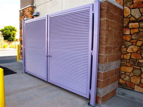 swing gates photo gallery ametco manufacturing