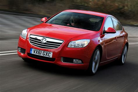 vauxhall red vauxhall insignia sri vx line review auto express
