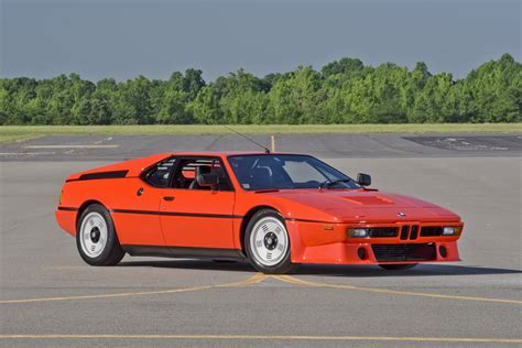 1980 Bmw M1 Photos, Informations, Articles