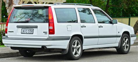 file  volvo  awd station wagon
