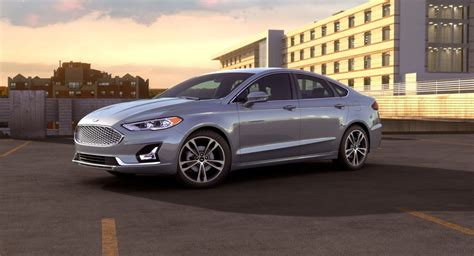 exterior color options    ford fusion lineup