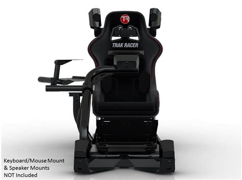 black race chair rs6 racing game simulator cockpit