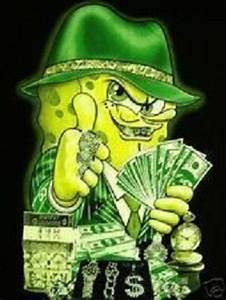 Gangster: G 4 Gangster  Spongebob