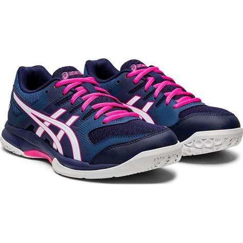Asics Gel-Rocket 9 Ladies Indoor Court Shoes - Sweatband.com