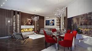 interieur maison chic With style de deco interieur