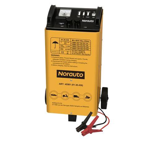 chargeur d 233 marreur de batterie norauto 140 150a 12 24v norauto fr