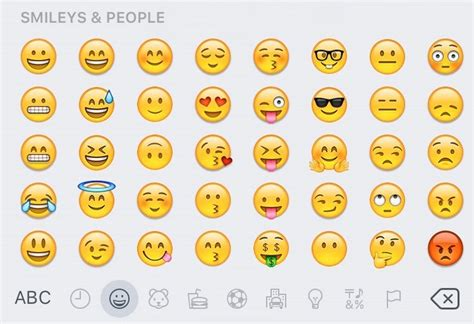 emojis iphone ios 9 1 includes new emojis