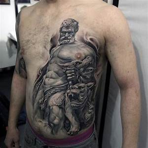 75 Hercules Tattoo Designs For Men - Heroic Ink Ideas