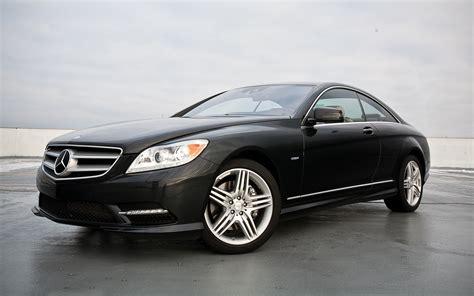 2012 Mercedes-benz Cl550 4matic