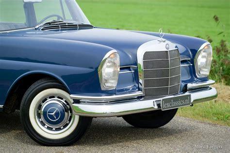 mercedes 220 s 1964 classicargarage fr