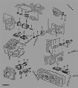 Connectors For Climatrak And Isobus Socket  60a
