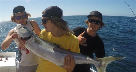 types  fishing coffs harbour fishing charters deep