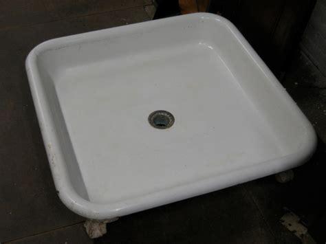 vintage clawfoot shower pan