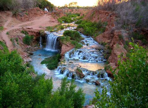 Hiking To Havasu Falls With The Omniten And Omnifriends