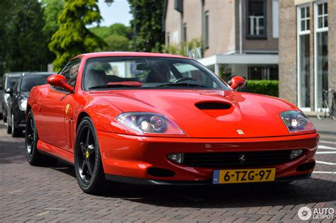 This particular ferrari 550 maranello, chassis number zffzs49a410123565, is a 2001 model year with 24,765 miles from new. Ferrari 550 Maranello - 16 May 2018 - Autogespot
