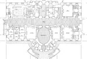 The White House Blueprints by File White House Floorg Plan Jpg Wikimedia Commons