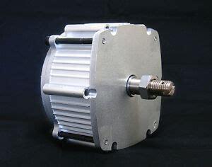 windzilla   dc permanent magnet generator wind turbine motor pma rectifier ebay