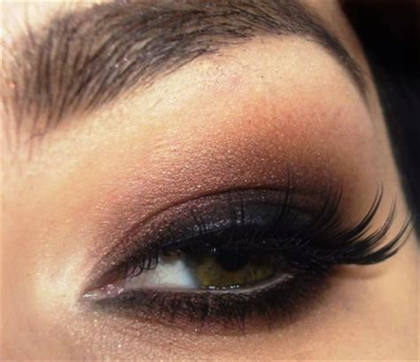 bronze black eyeshadow tutorial amazingmakeupscom