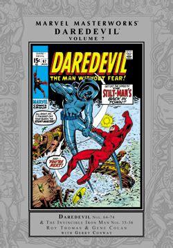 Daredevil Vol 7 marvel masterworks daredevil vol 7 by roy