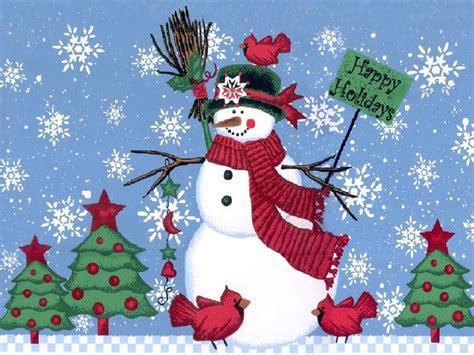 snowmen christmas wallpaper 2735117 fanpop