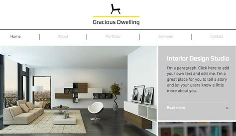 Html Website Templates For Design