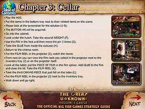 The Great Unknown  Houdini U0026 39 S Castle Strategy Guide  U0026gt  Ipad
