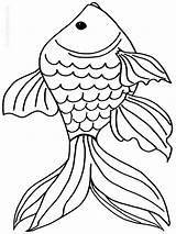Ausmalbilder Goldfisch Ausdrucken Kostenlos Coloring Malvorlagen Zum Goldfishes sketch template