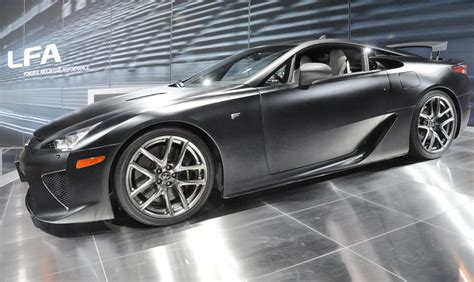 lfa lexus black file lexus lfa matte black on turntable jpg wikimedia