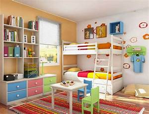 Various Inspiring for Kids Bedroom Furniture Design Ideas ...