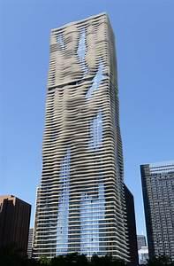 Aqua  U00b7 Buildings Of Chicago  U00b7 Chicago Architecture Center