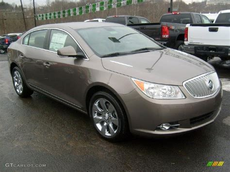 2011 Buick Lacrosse Colors by Mocha Steel Metallic 2011 Buick Lacrosse Cxl Awd Exterior