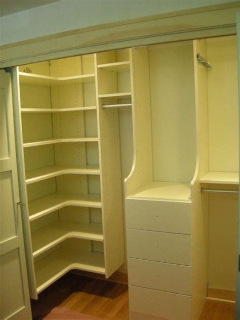 ivory small walk in closet wondiful closet
