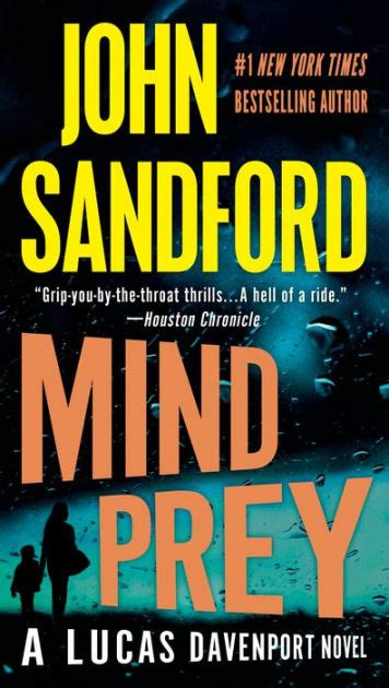 barnes and noble davenport mind prey lucas davenport series 7 by sandford