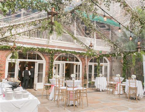 brennans restaurant  orleans la wedding venue