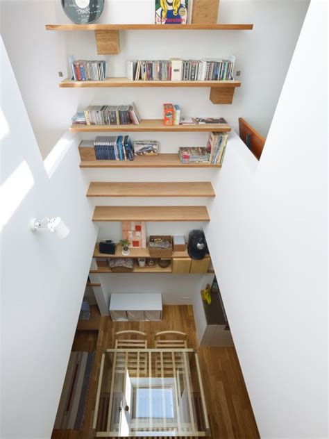 narrow house  japan   vertically living space