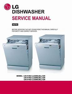 Pin On Lg Dishwasher Service Manual