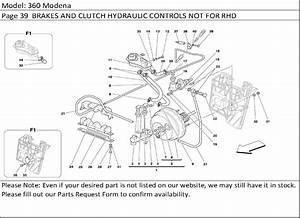 Buy Ferrari Part   173415 Brake Fluid Reservoir  F360  F
