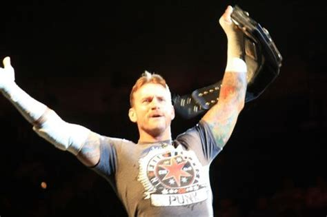 cm punk s new hairstyle august 3rd cm punk photo